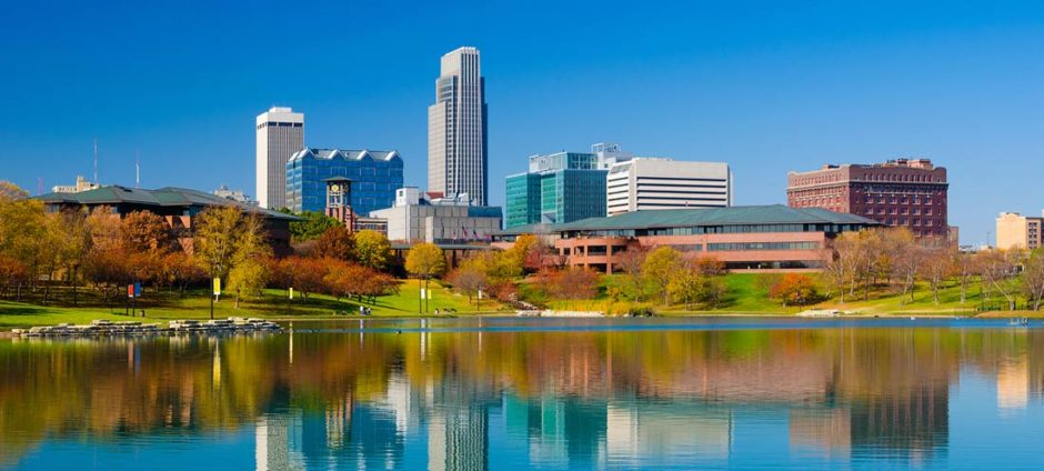 omaha nebraska downtown