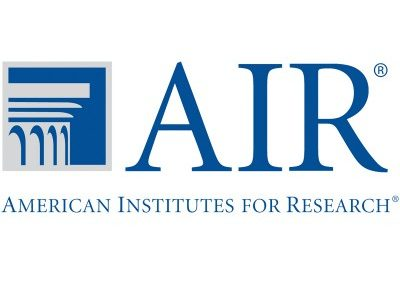 American Institute for Research
